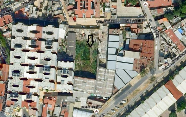 Foto de terreno habitacional en venta en  , popotla, miguel hidalgo, distrito federal, 1668642 No. 02
