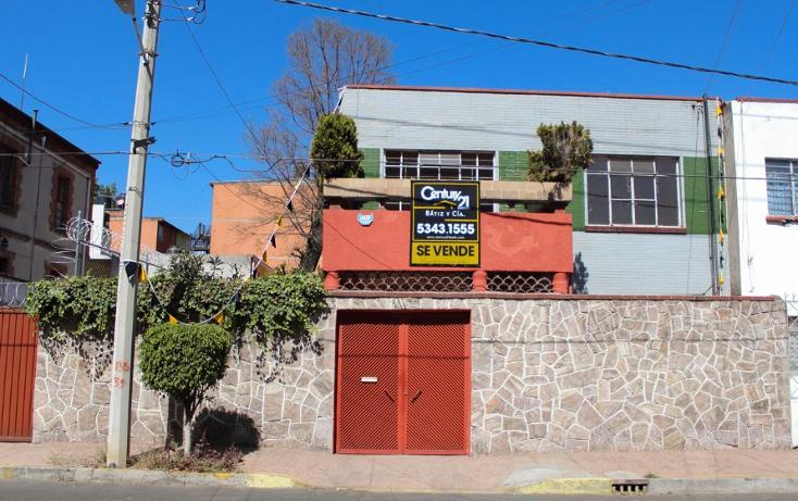 Foto de casa en venta en  , popotla, miguel hidalgo, distrito federal, 1697276 No. 01