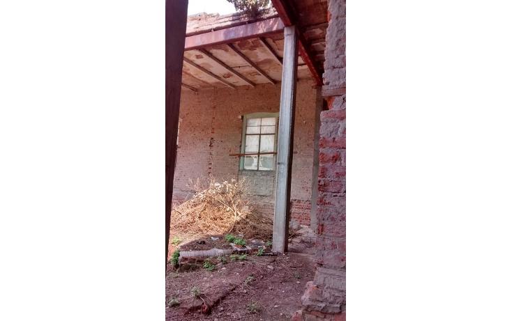 Foto de terreno habitacional en venta en  , popotla, miguel hidalgo, distrito federal, 1986221 No. 03