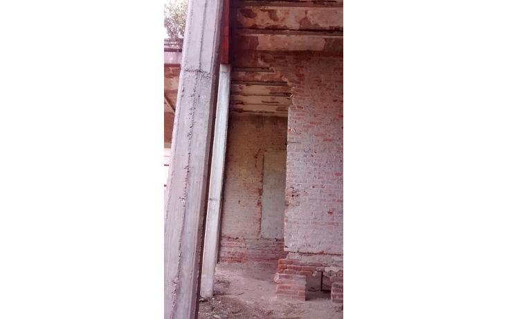 Foto de terreno habitacional en venta en  , popotla, miguel hidalgo, distrito federal, 1986221 No. 05