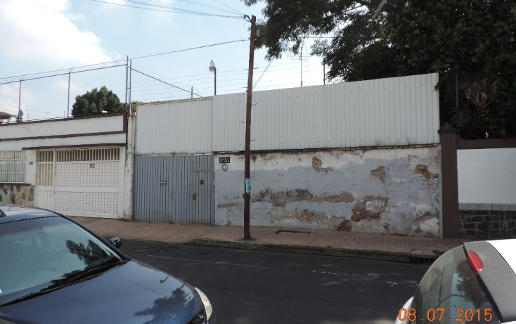 Foto de nave industrial en renta en  , popotla, miguel hidalgo, distrito federal, 1986503 No. 01