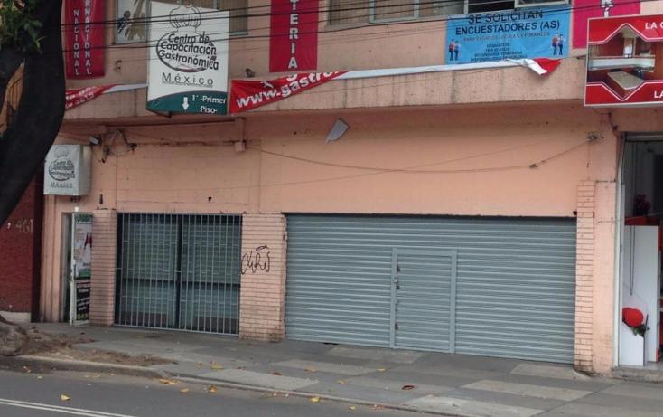 Foto de local en renta en  , popotla, miguel hidalgo, distrito federal, 2039756 No. 01