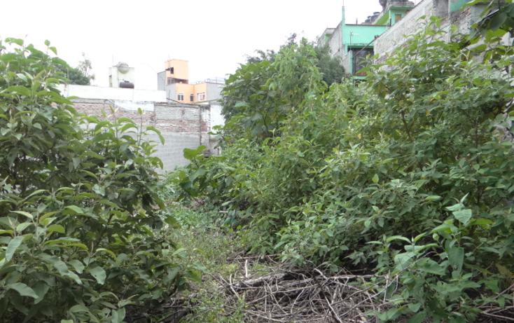 Foto de terreno habitacional en venta en  , popotla, miguel hidalgo, distrito federal, 2043366 No. 01