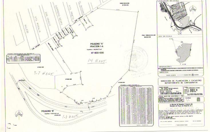 Foto de terreno comercial en venta en  , popotla, playas de rosarito, baja california, 1691500 No. 02