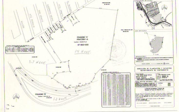 Foto de terreno comercial en venta en, popotla, playas de rosarito, baja california norte, 1691500 no 02