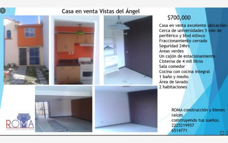 Foto de casa en venta en, popular emiliano zapata, puebla, puebla, 1395261 no 01