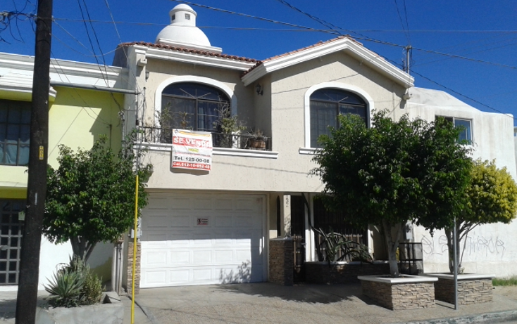Foto de casa en venta en  , popular indeco, la paz, baja california sur, 1177747 No. 01