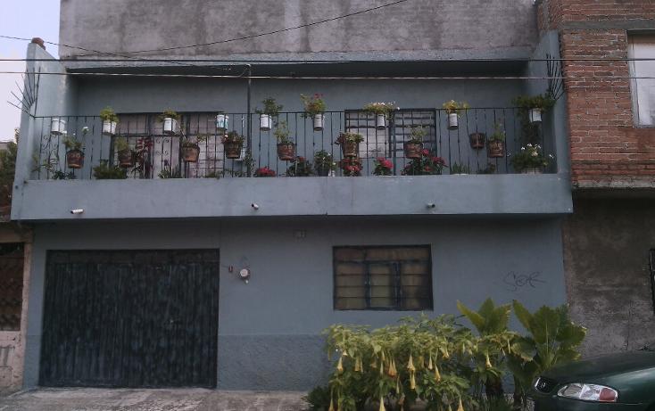 Foto de casa en venta en  , popular solidaria, morelia, michoacán de ocampo, 1396387 No. 01