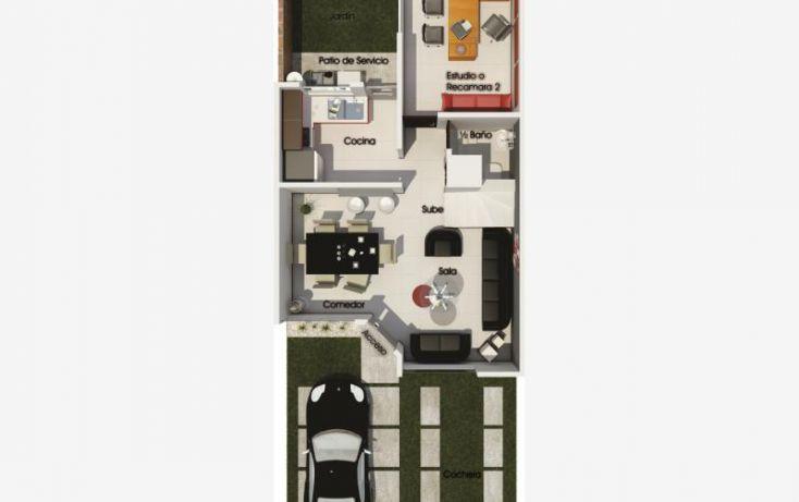 Foto de casa en venta en por el campo militar 1, la sierrita, landa de matamoros, querétaro, 1935586 no 03