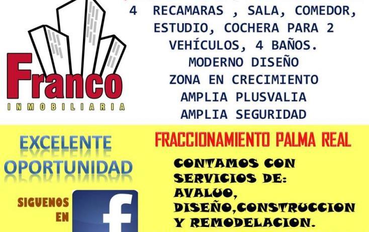 Foto de casa en venta en  , palma real, comalcalco, tabasco, 1529244 No. 01