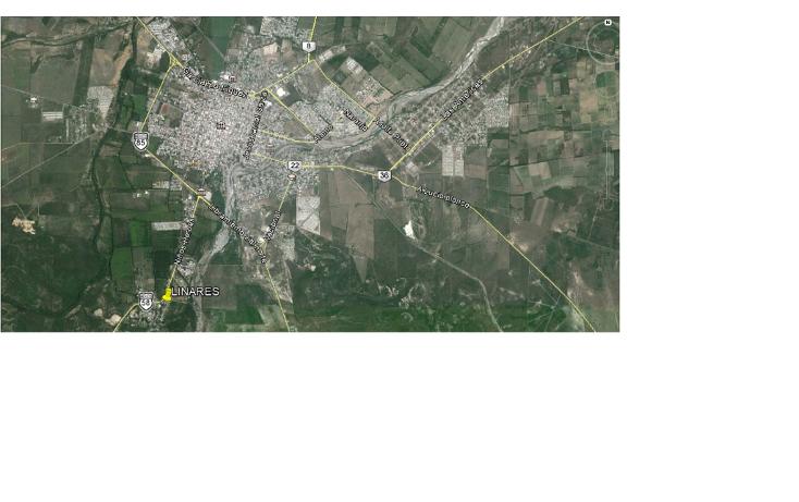 Foto de terreno habitacional en venta en  , porfirio diaz, linares, nuevo le?n, 1722252 No. 01