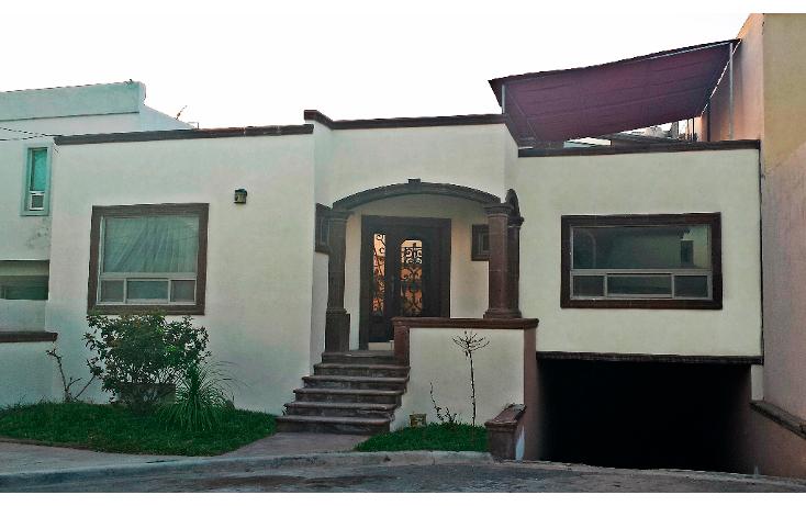 Foto de casa en venta en  , portal de arag?n, saltillo, coahuila de zaragoza, 1262729 No. 01