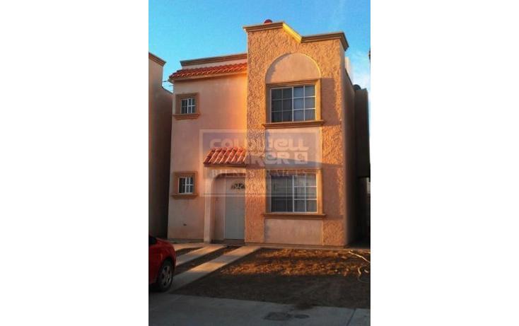 Foto de casa en venta en  , portal de los olivos, juárez, chihuahua, 1839966 No. 01