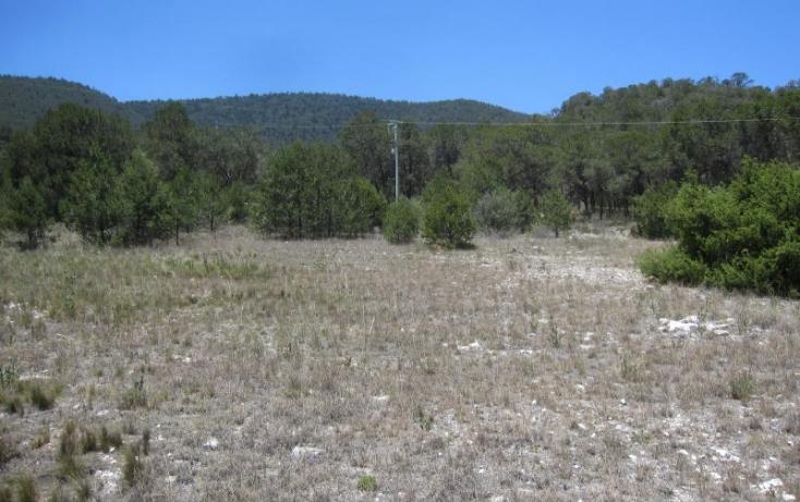 Foto de terreno habitacional en venta en portal de san antonio, huachichil, arteaga, coahuila de zaragoza, 802791 no 03