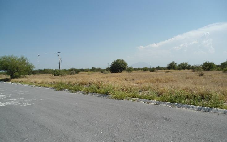 Foto de terreno habitacional en venta en  , portal de zuazua, general zuazua, nuevo león, 1117979 No. 01