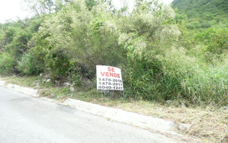 Foto de terreno habitacional en venta en, portal del huajuco, monterrey, nuevo león, 1045191 no 03