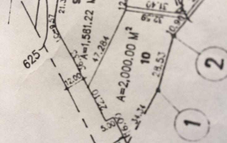 Foto de terreno habitacional en venta en, portal del huajuco, monterrey, nuevo león, 1753184 no 10