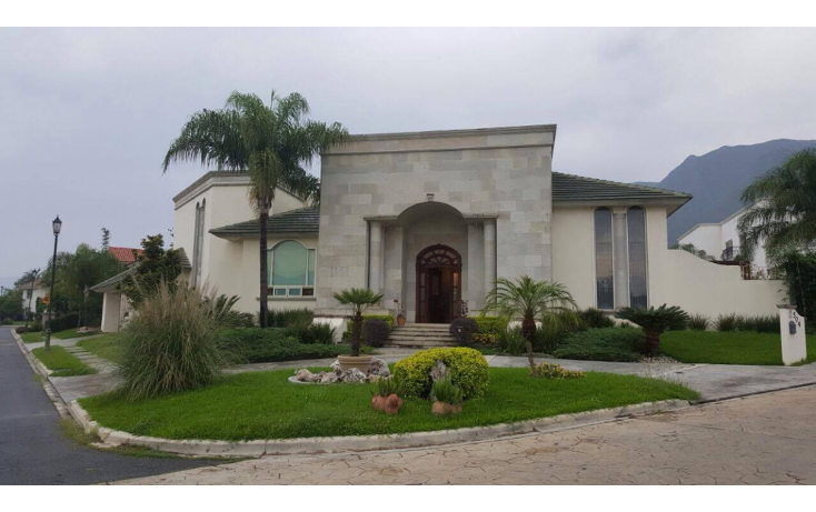 Foto de casa en venta en  , portal del huajuco, monterrey, nuevo le?n, 1951462 No. 01