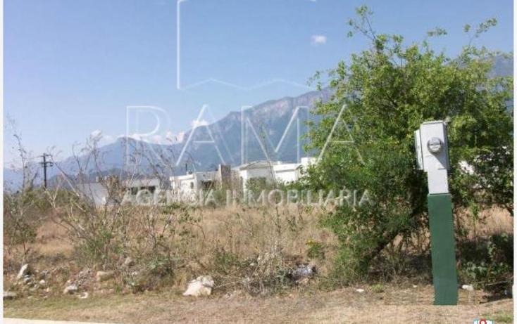 Foto de terreno habitacional en venta en  , portal del huajuco, monterrey, nuevo león, 2028982 No. 02