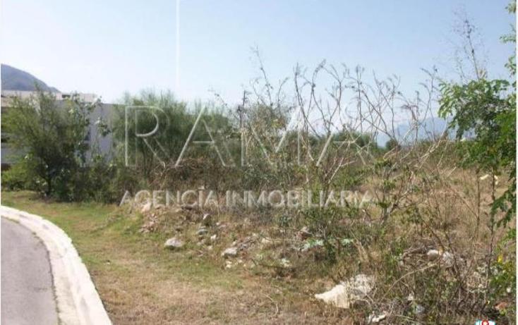 Foto de terreno habitacional en venta en  , portal del huajuco, monterrey, nuevo león, 2028982 No. 03