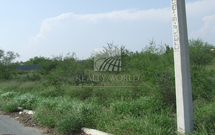 Foto de terreno habitacional en venta en  , portal del norte, general zuazua, nuevo león, 1090107 No. 03