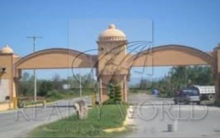 Foto de terreno habitacional en venta en  , portal del norte, general zuazua, nuevo león, 1417379 No. 01
