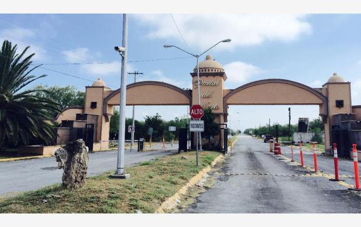 Foto de terreno habitacional en venta en  , portal del norte, general zuazua, nuevo león, 1532436 No. 01