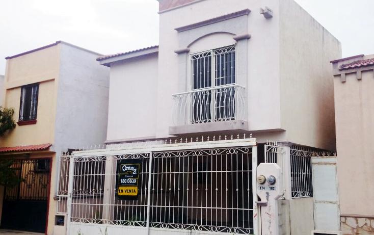 Foto de casa en venta en  , portal del sur, saltillo, coahuila de zaragoza, 1813016 No. 01
