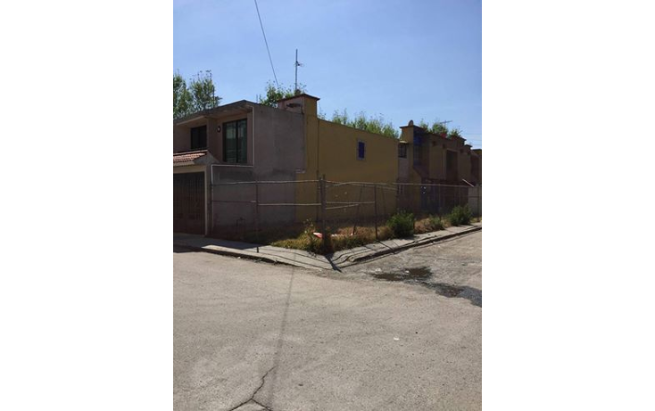 Foto de terreno comercial en venta en  , portal san pablo ii, tultitlán, méxico, 1621262 No. 01