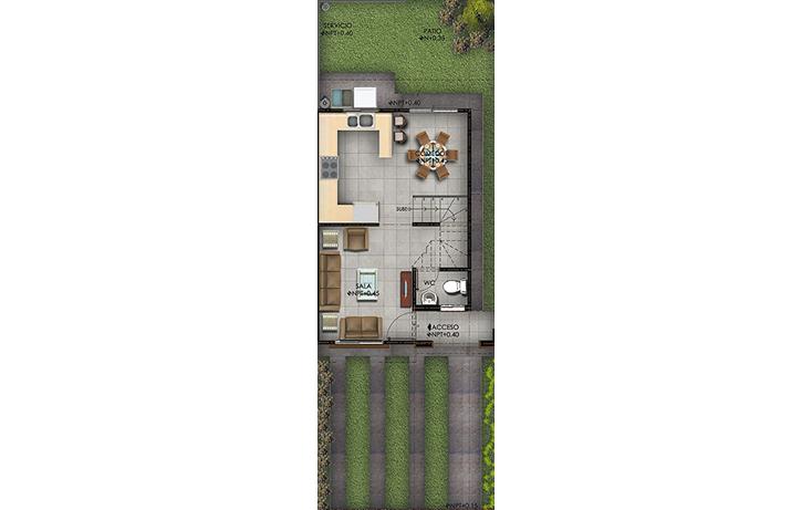 Foto de casa en venta en  , portalegre, culiacán, sinaloa, 1943734 No. 03
