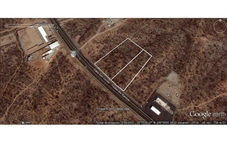 Foto de terreno comercial en venta en  , portales, los cabos, baja california sur, 2720460 No. 05
