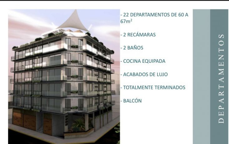 Foto de departamento en venta en, portales norte, benito juárez, df, 2036153 no 01