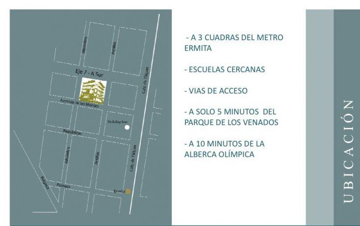 Foto de departamento en venta en, portales norte, benito juárez, df, 2036153 no 02