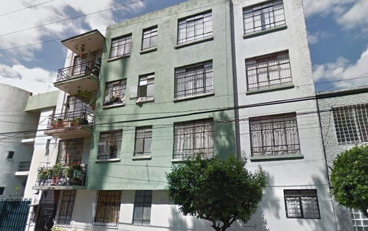 Foto de departamento en venta en  , portales norte, benito juárez, distrito federal, 1365261 No. 01