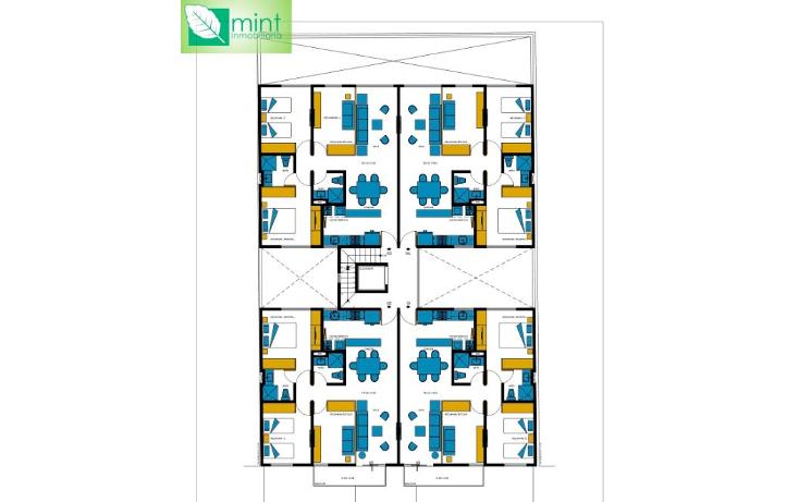 Foto de departamento en venta en  , portales norte, benito juárez, distrito federal, 1398495 No. 05