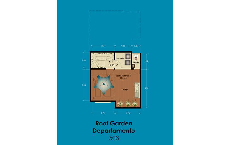 Foto de departamento en venta en  , portales norte, benito juárez, distrito federal, 1611540 No. 10