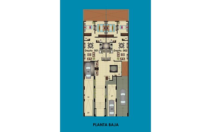 Foto de departamento en venta en  , portales norte, benito juárez, distrito federal, 1611540 No. 12