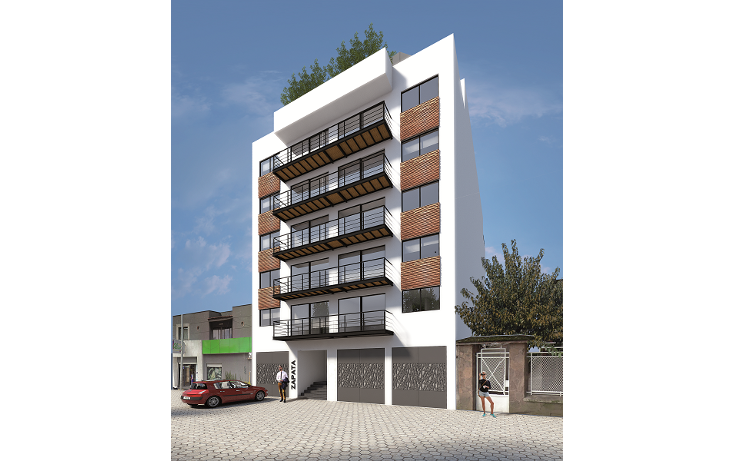 Foto de casa en venta en  , portales norte, benito juárez, distrito federal, 1619994 No. 07