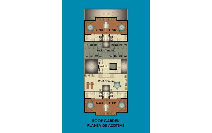 Foto de casa en venta en  , portales norte, benito juárez, distrito federal, 1619994 No. 11