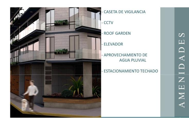 Foto de departamento en venta en  , portales norte, benito juárez, distrito federal, 2036153 No. 03