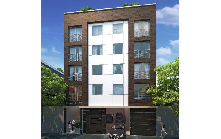 Foto de departamento en venta en  , portales oriente, benito juárez, distrito federal, 1264687 No. 01