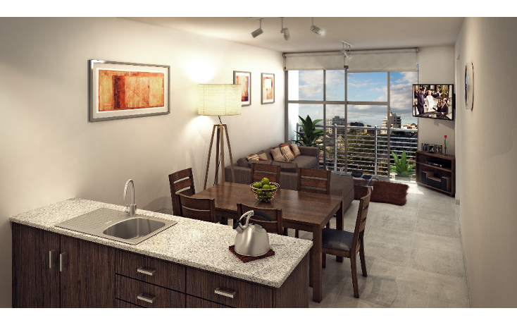 Foto de departamento en venta en  , portales oriente, benito juárez, distrito federal, 1264687 No. 02