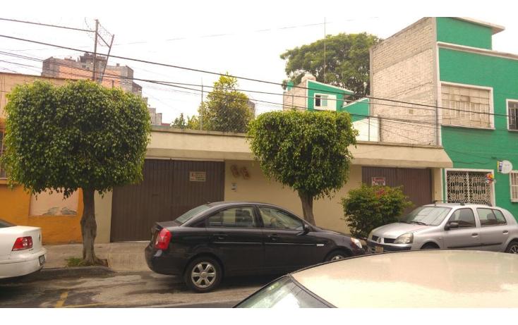 Foto de terreno habitacional en venta en  , portales oriente, benito ju?rez, distrito federal, 1959789 No. 01