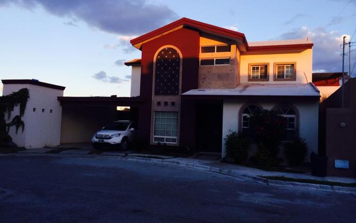 Foto de casa en venta en  , portales, saltillo, coahuila de zaragoza, 1537588 No. 01