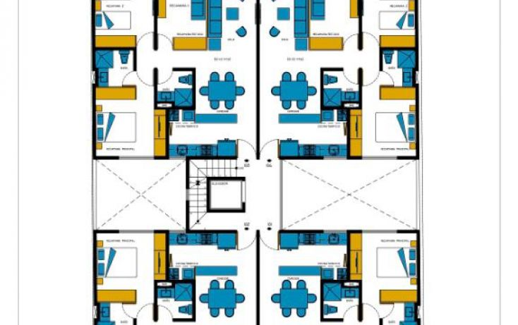 Foto de departamento en venta en, portales sur, benito juárez, df, 1398495 no 05