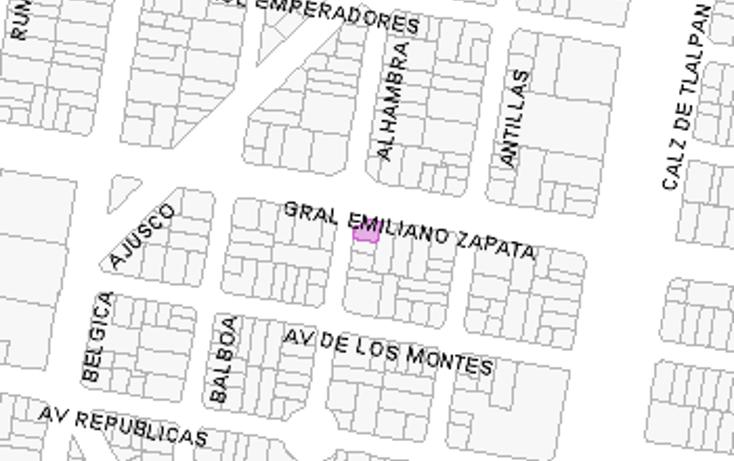 Foto de casa en venta en  , portales sur, benito ju?rez, distrito federal, 1597020 No. 01