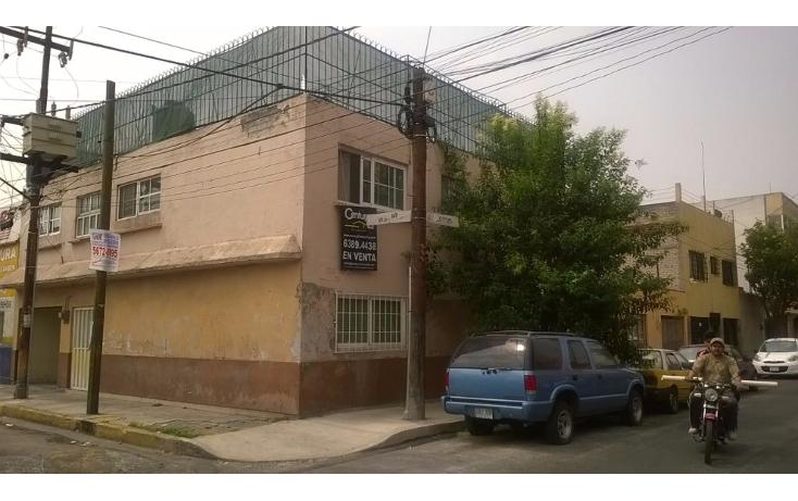 Foto de casa en venta en  , san andrés tetepilco, iztapalapa, distrito federal, 1960278 No. 01