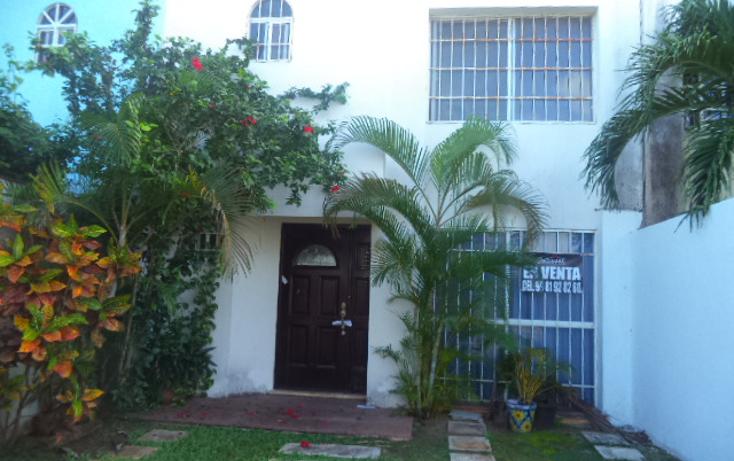 Foto de casa en venta en  , porto alegre, benito ju?rez, quintana roo, 1525297 No. 01