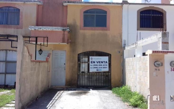 Foto de casa en venta en, porto alegre, benito juárez, quintana roo, 1992992 no 01