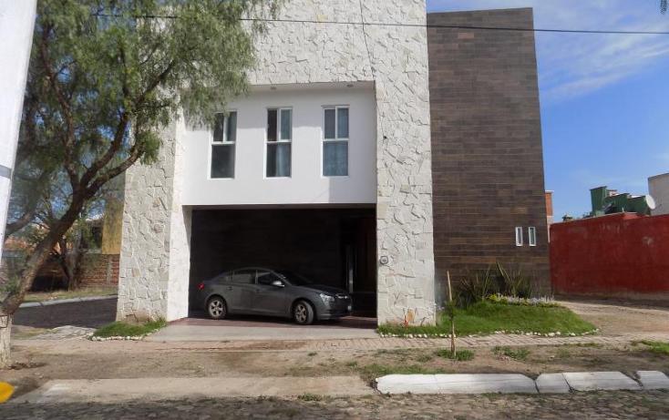 Foto de casa en venta en  , portones del carmen, león, guanajuato, 2033338 No. 01